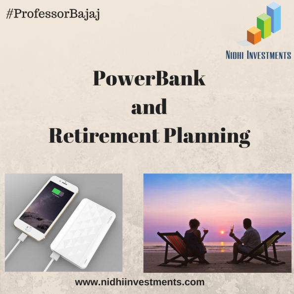 PowerBank and Retirement Planning